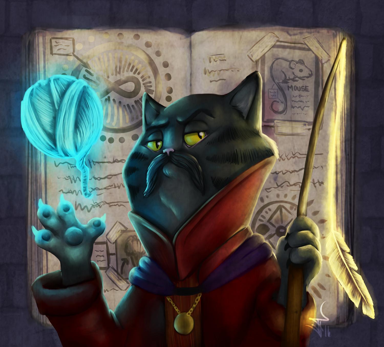 Kitten Wizard