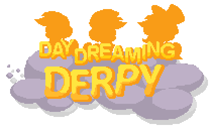 Day Dreaming Derpy Logo