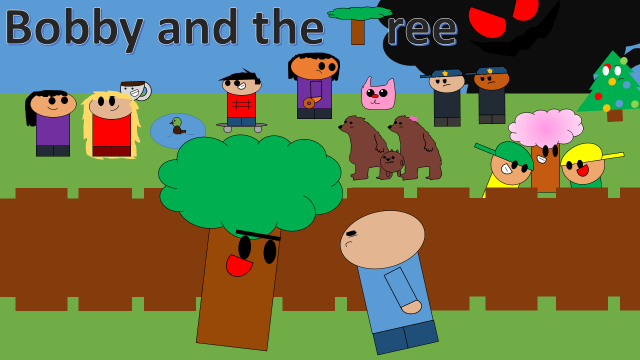 Bobby and the Tree- Season 1 PICTURE