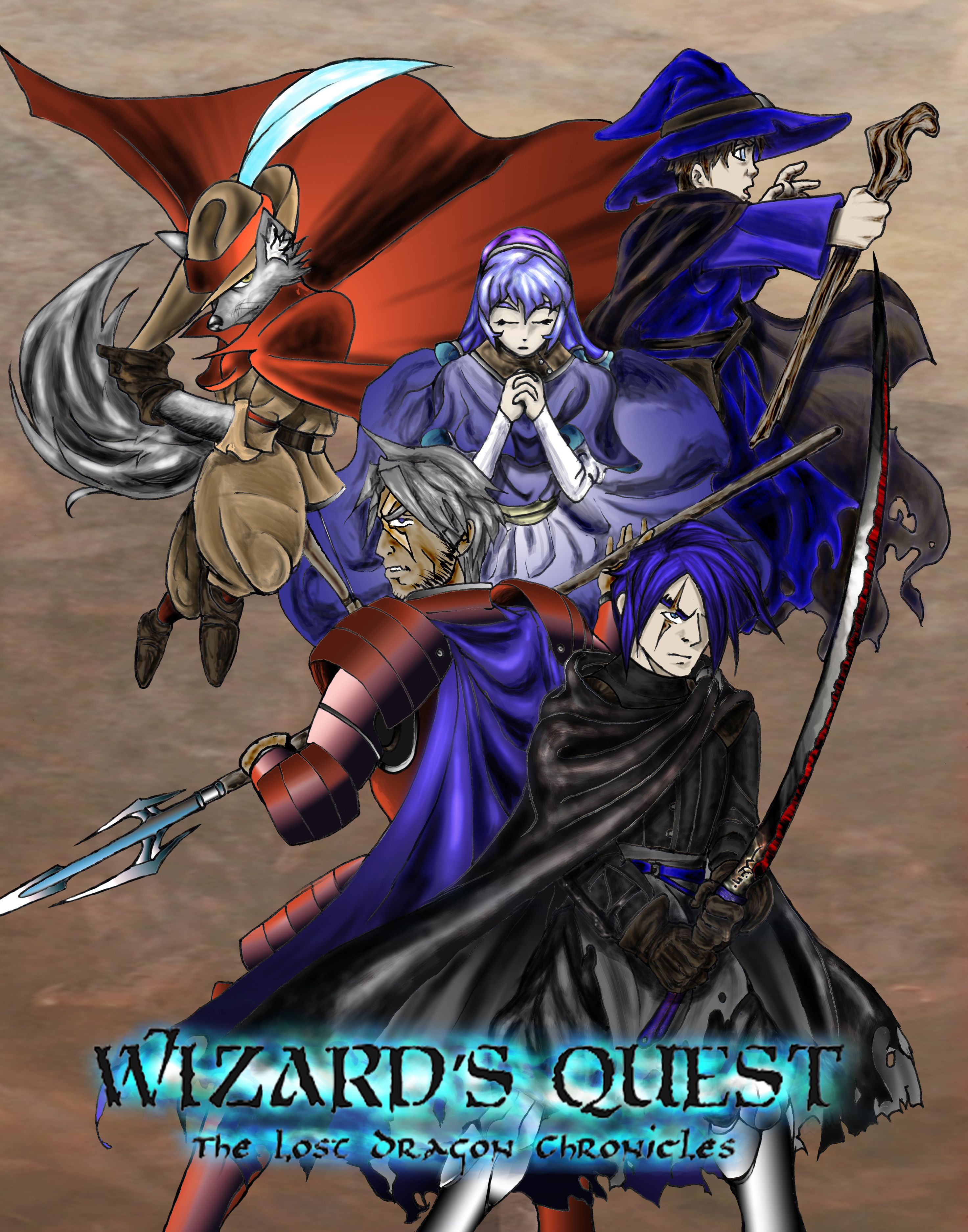 Wizard's Quest cover