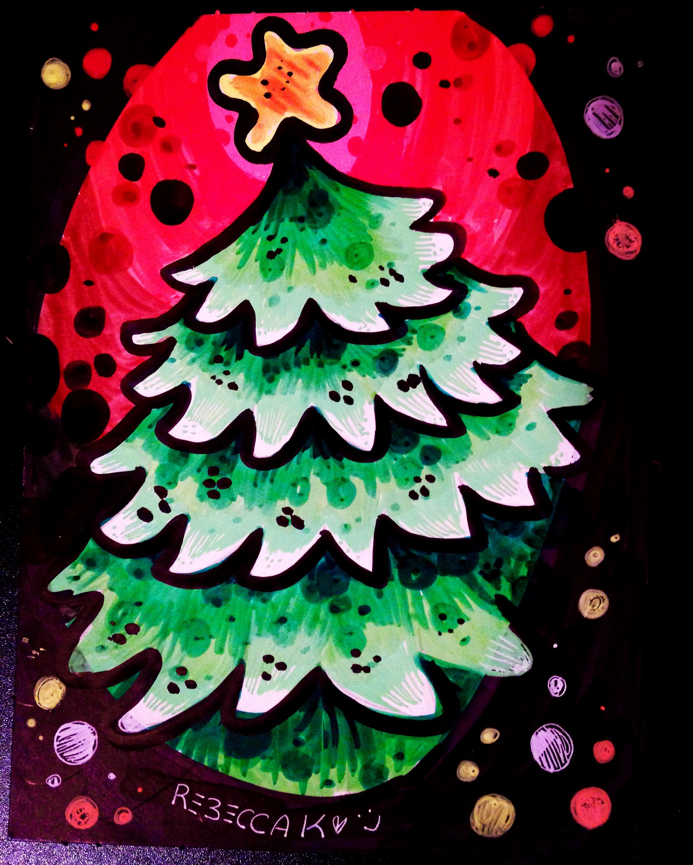 Cousin Christmas Tree