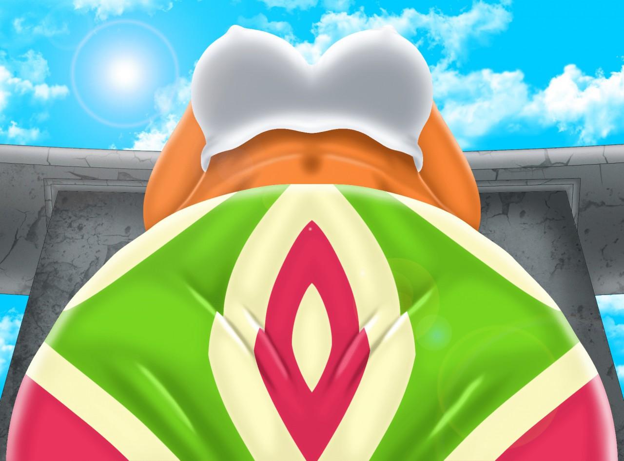 Tikal Spiritual View
