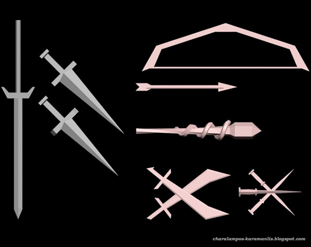 3D weapons p2