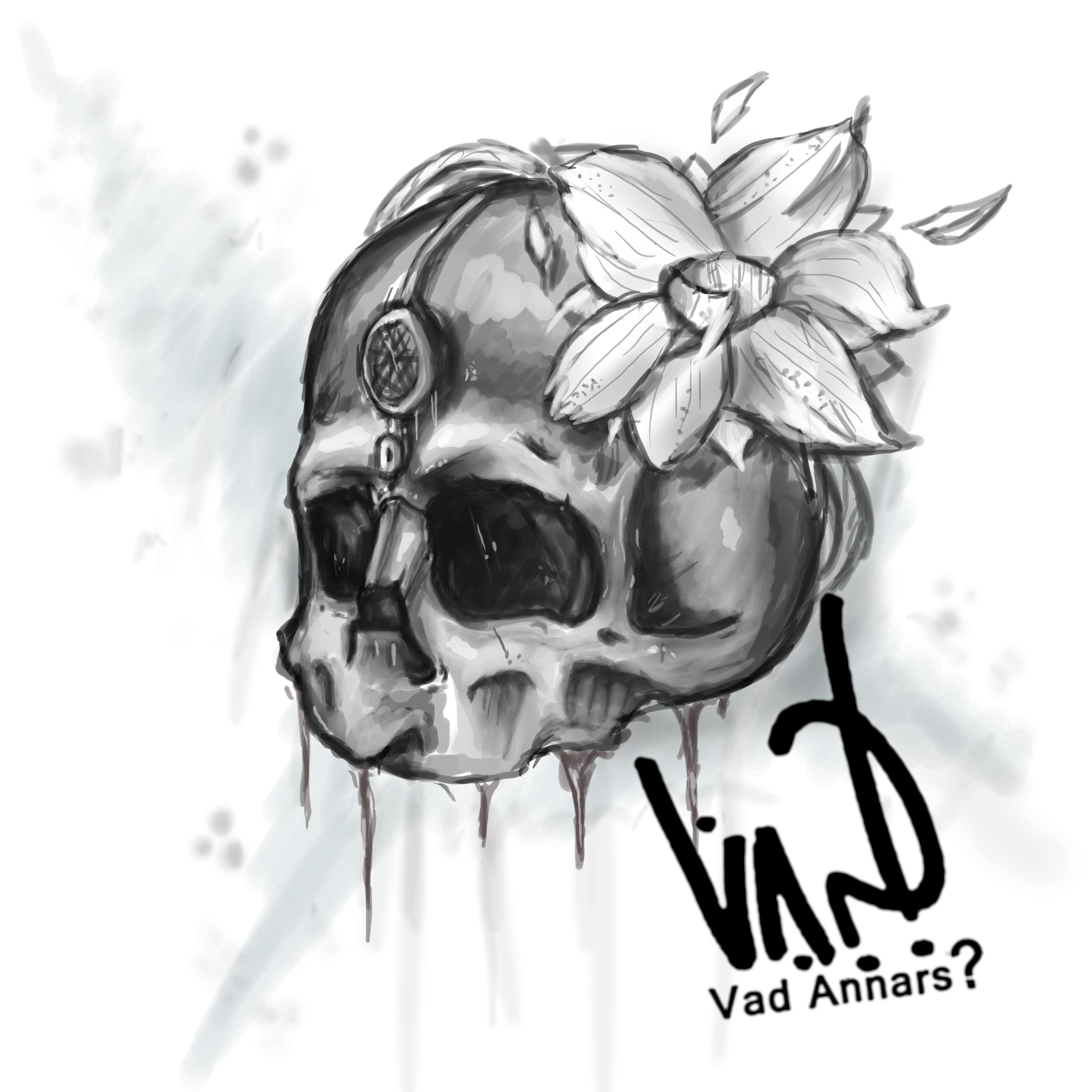skull design of my own