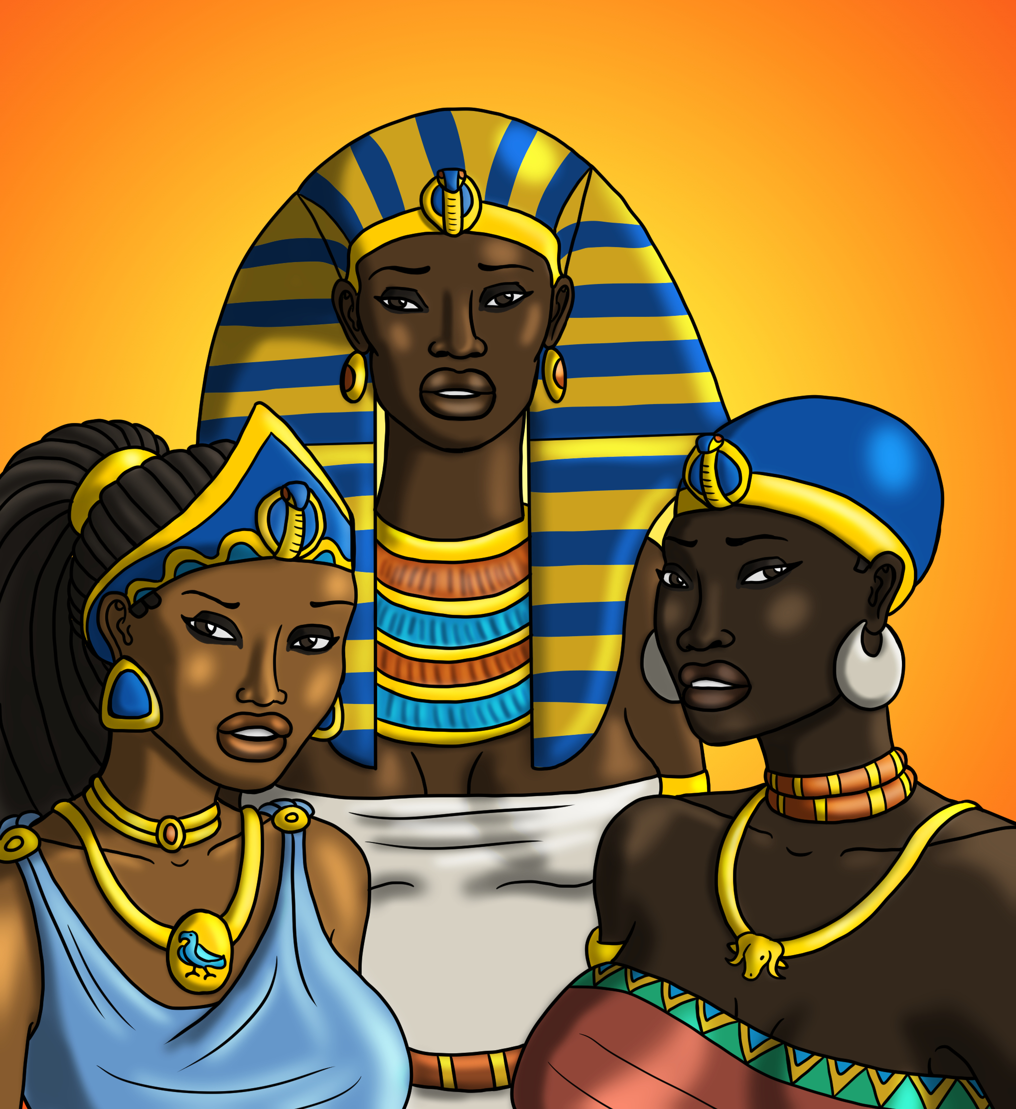 Queens of the Nile