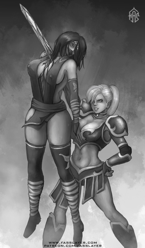 Koyasha and Taria