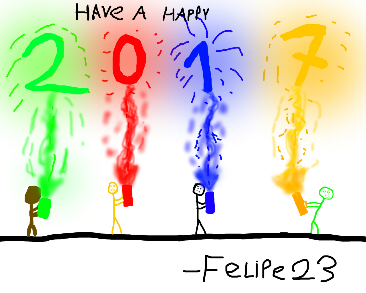 Happy New Year 2017!!!
