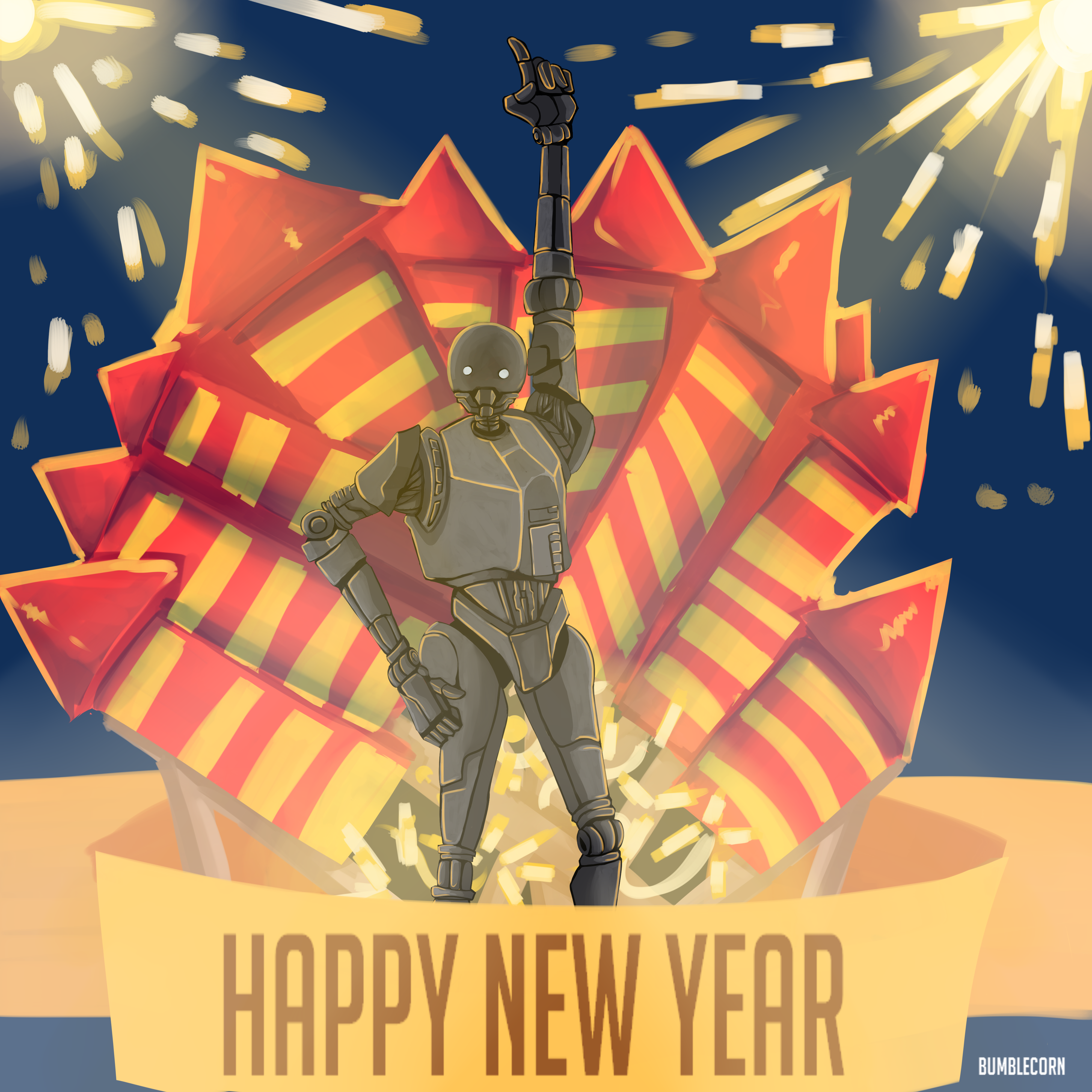New Year: Rogue One