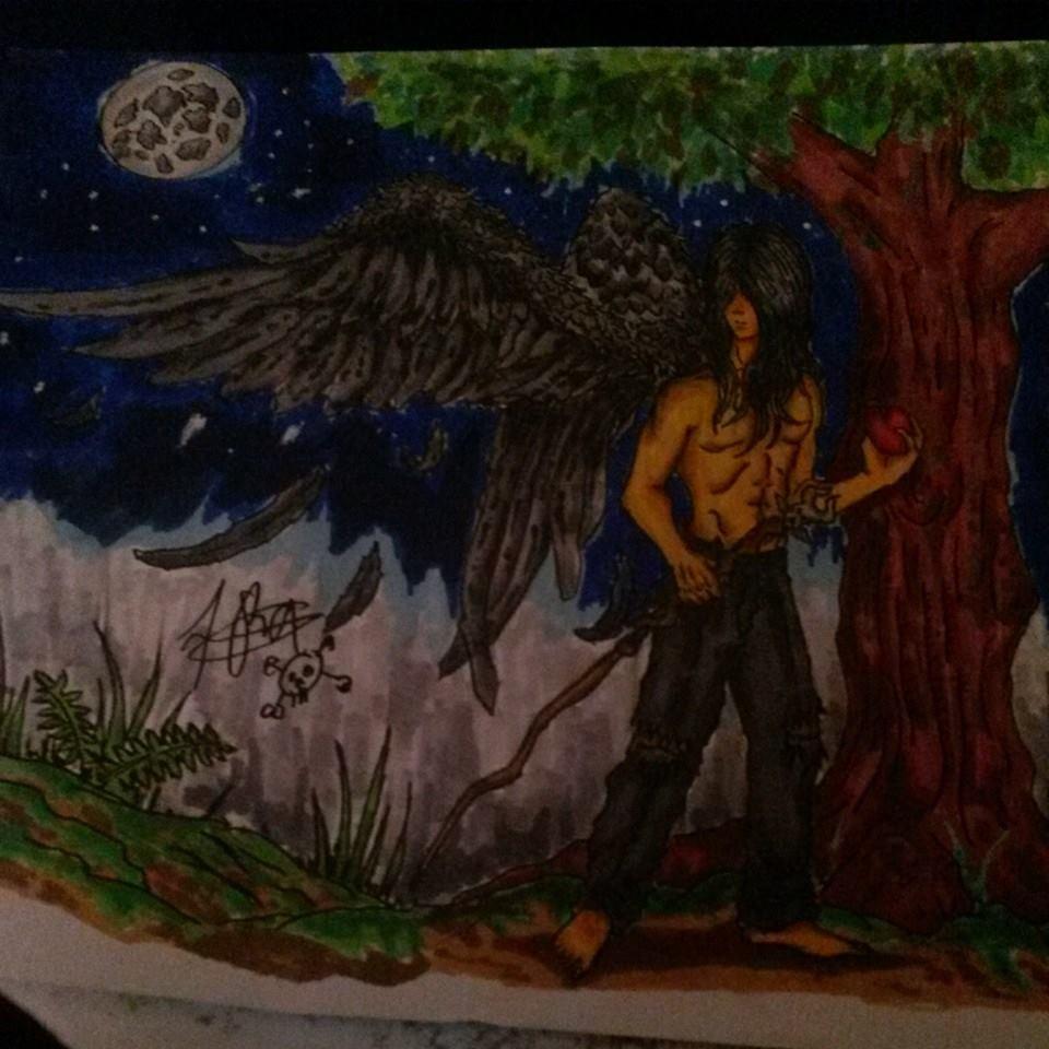 Dark Angel 2 Art