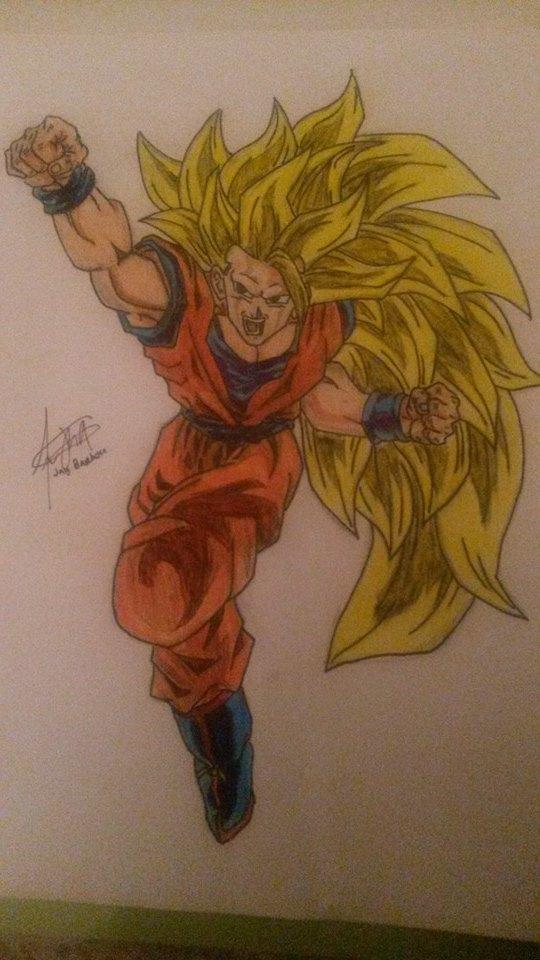 Ss 3 Goku