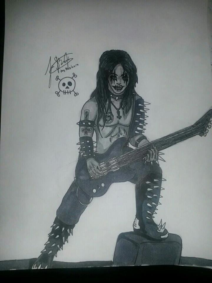 Black Metal Art 2