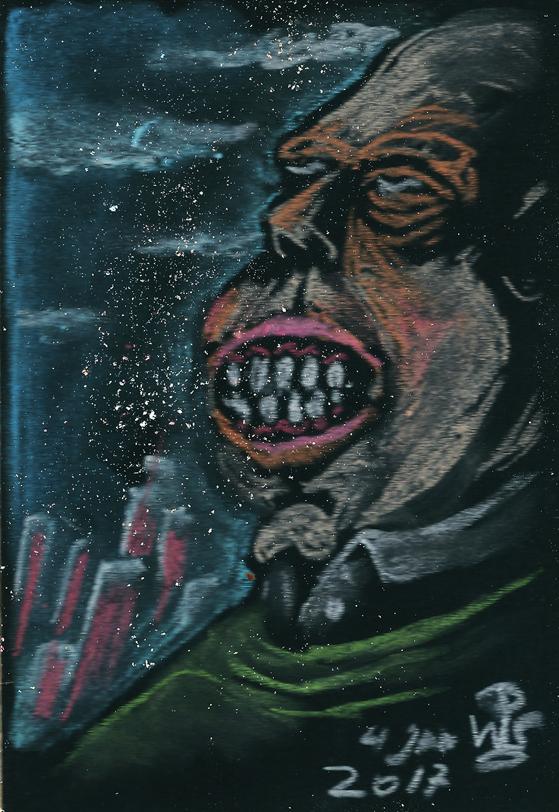 Chalkboard Sketch 1