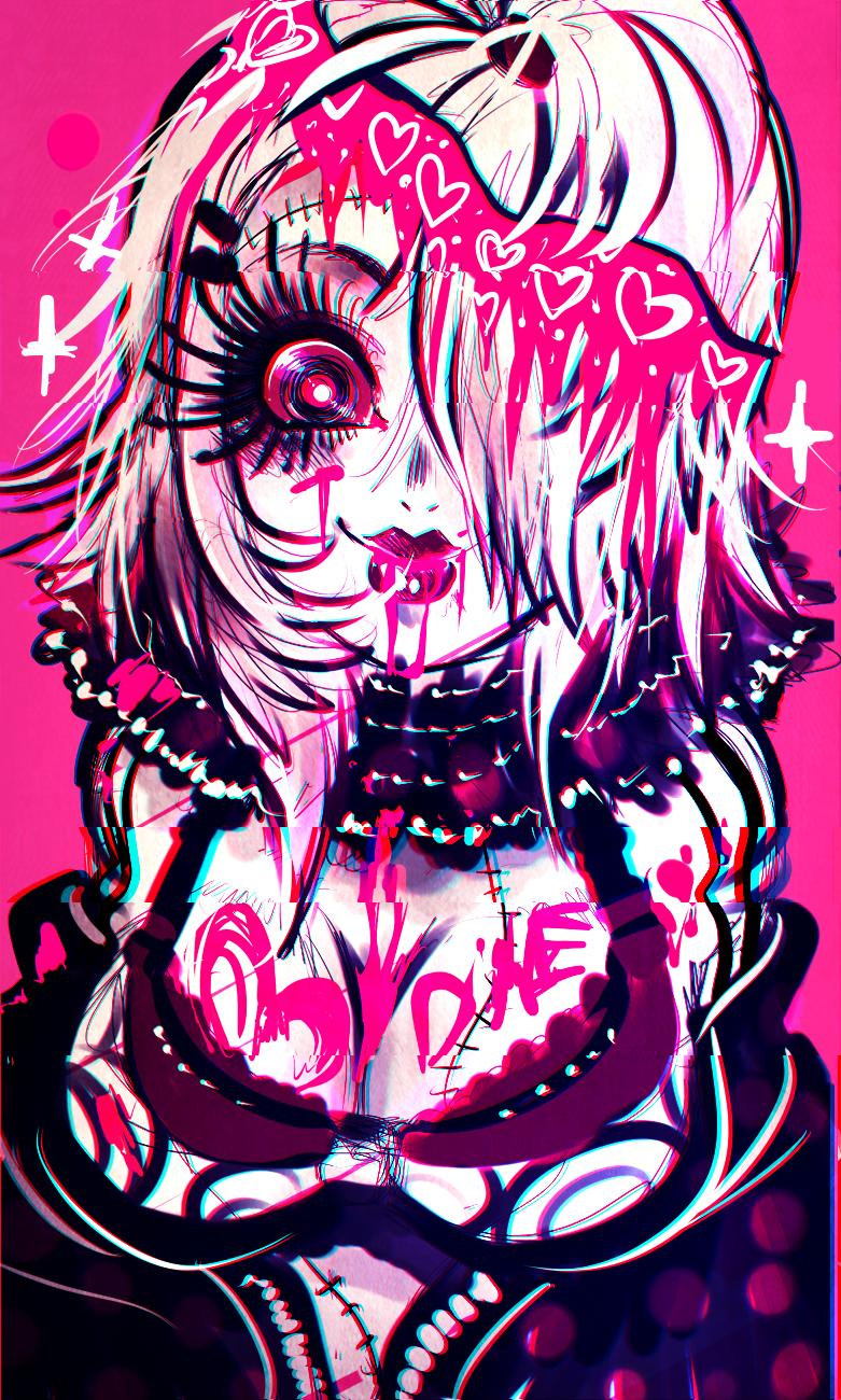 SParkled blood