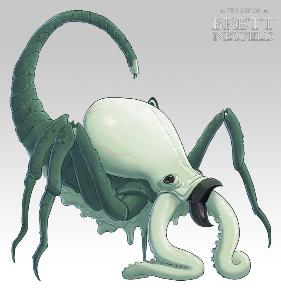 Octoscorpion
