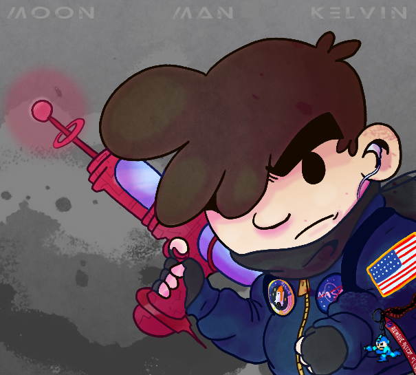 Moon Man Kelvin