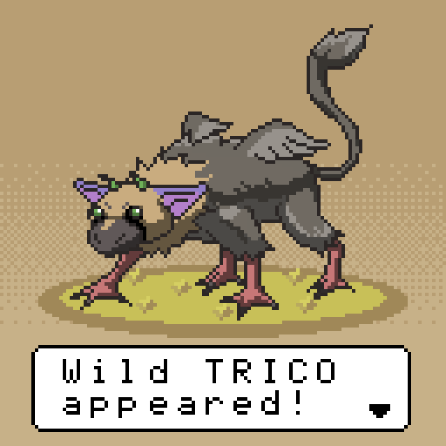 Pokemon Trico