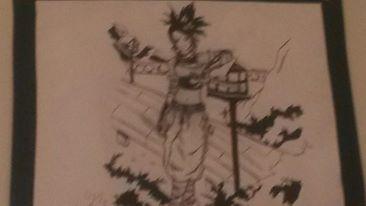 Ayame - Tenchu Art