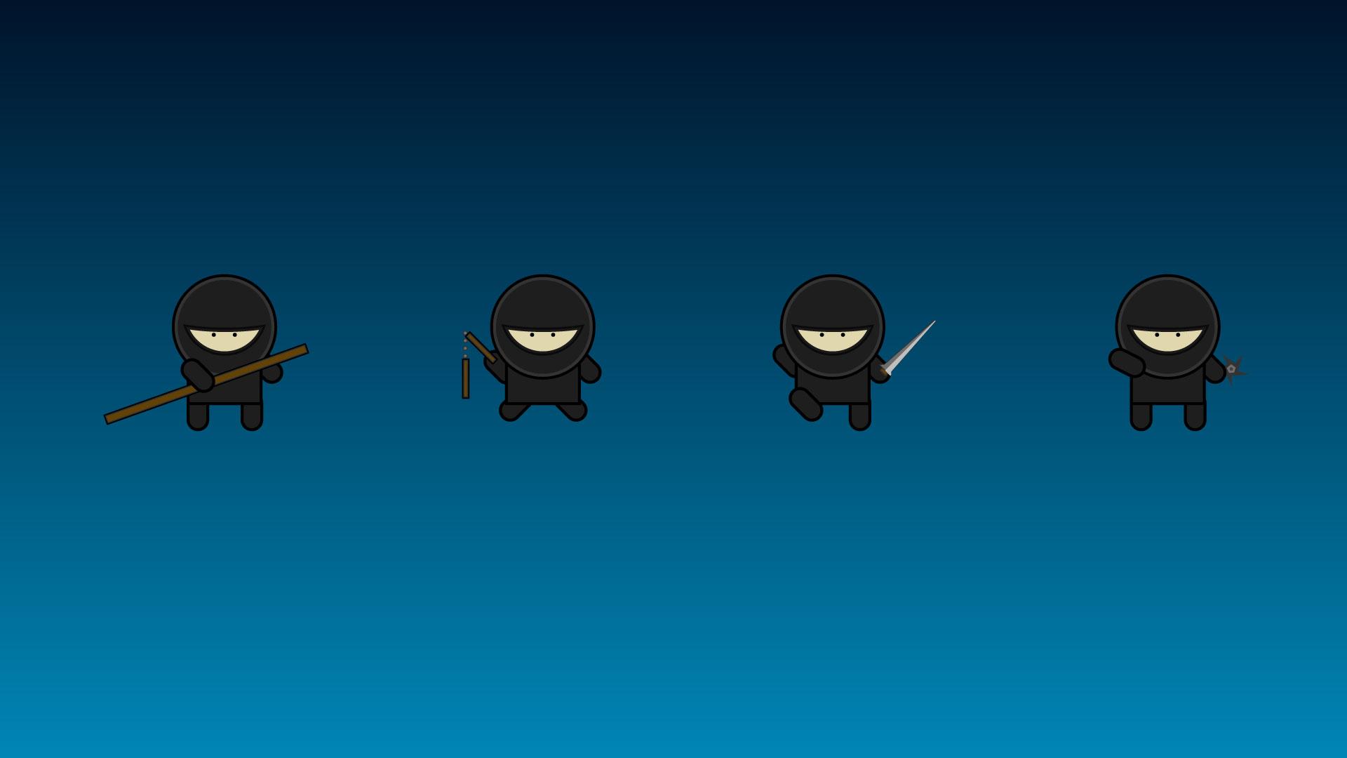Ninja Sprites