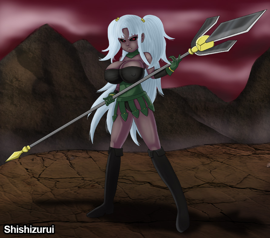 Dark Elf for Dragons4life