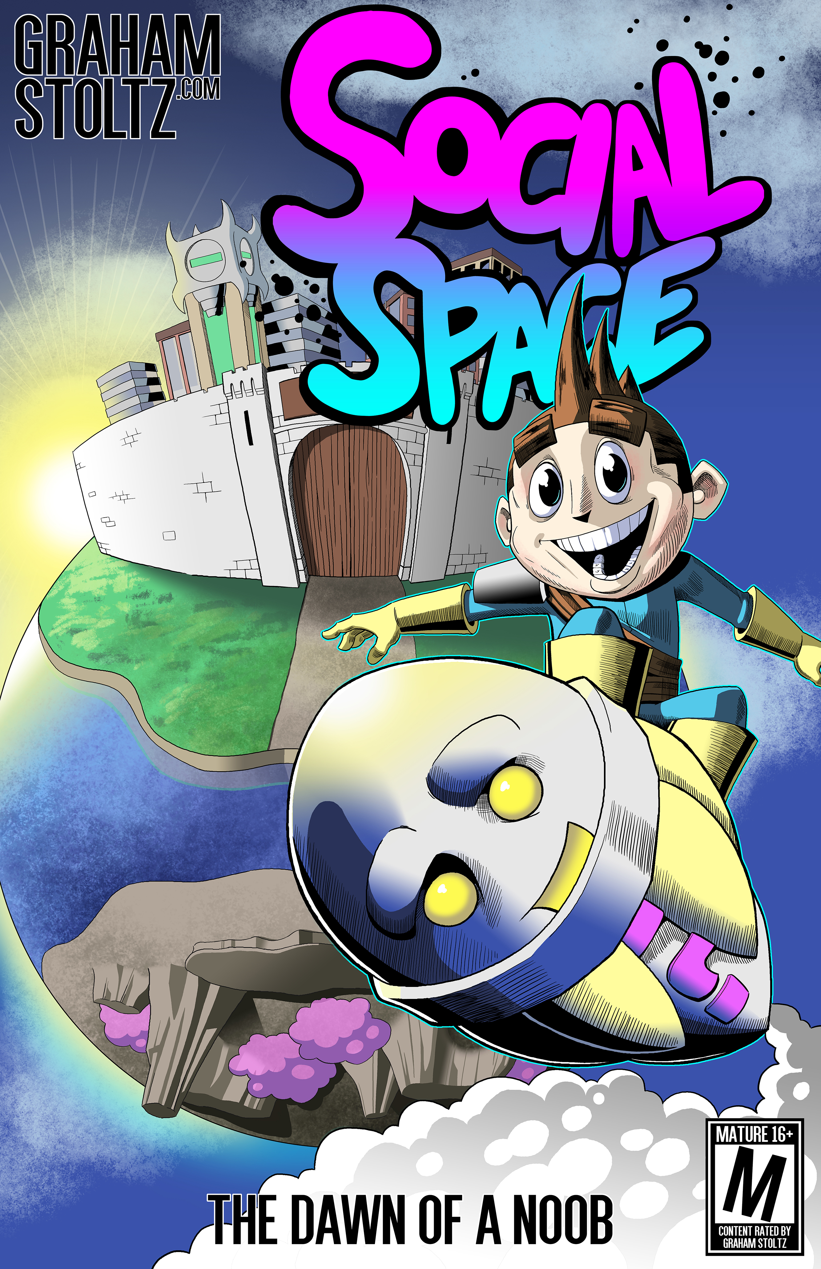 The First Issue of Social Space!