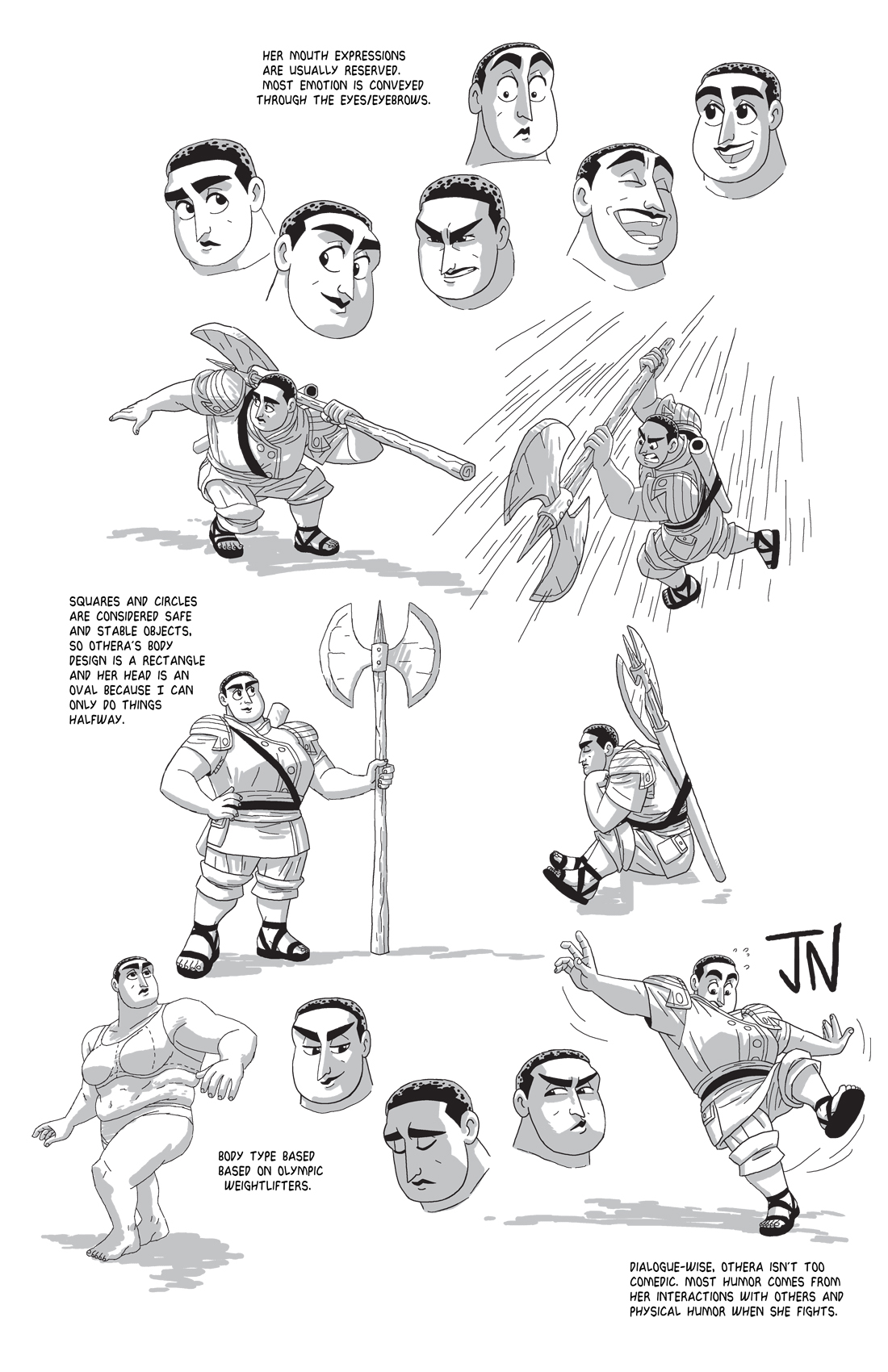 Patreon Sketch 27