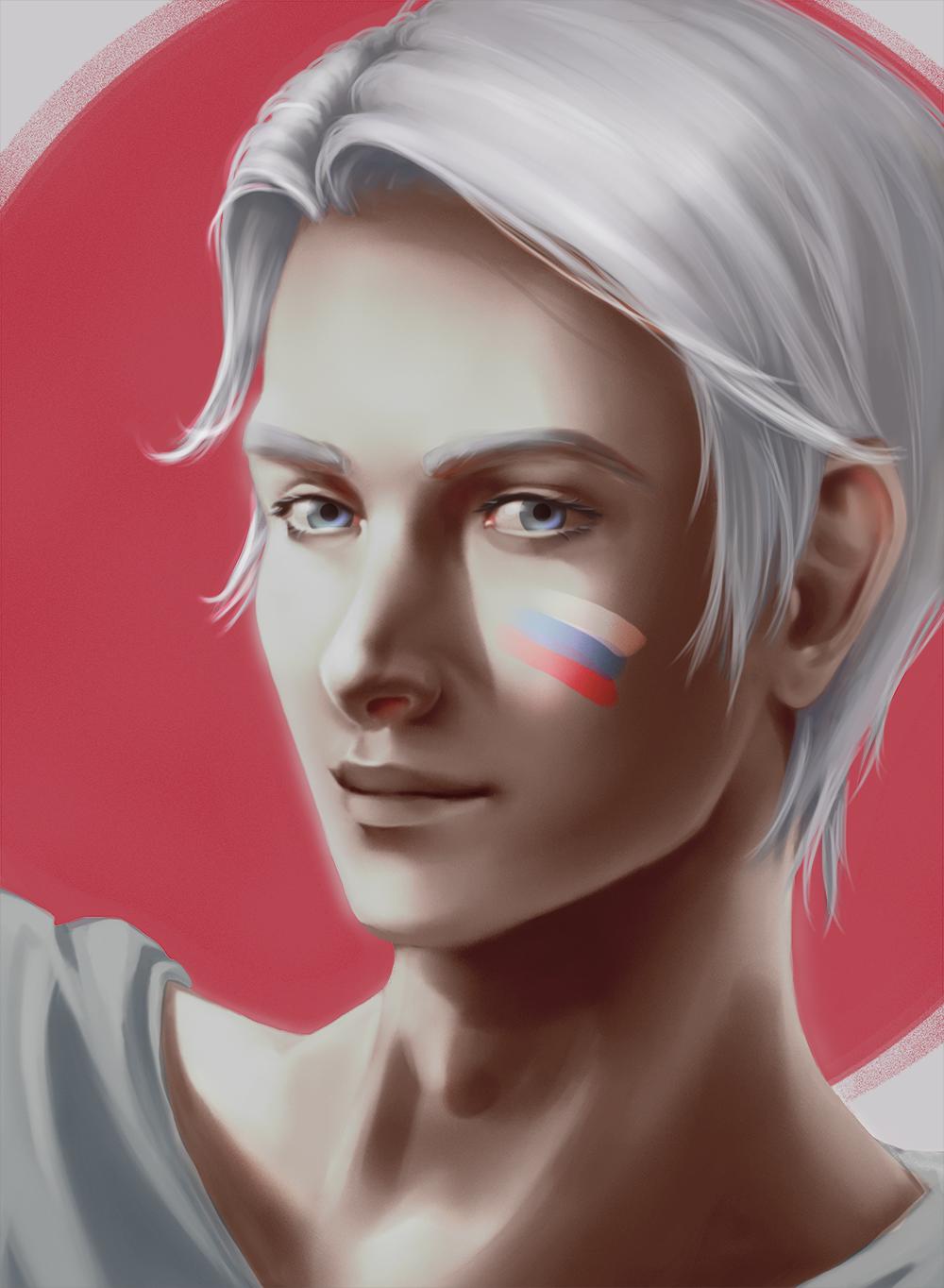 Viktor [Yuuri!!! On Ice]