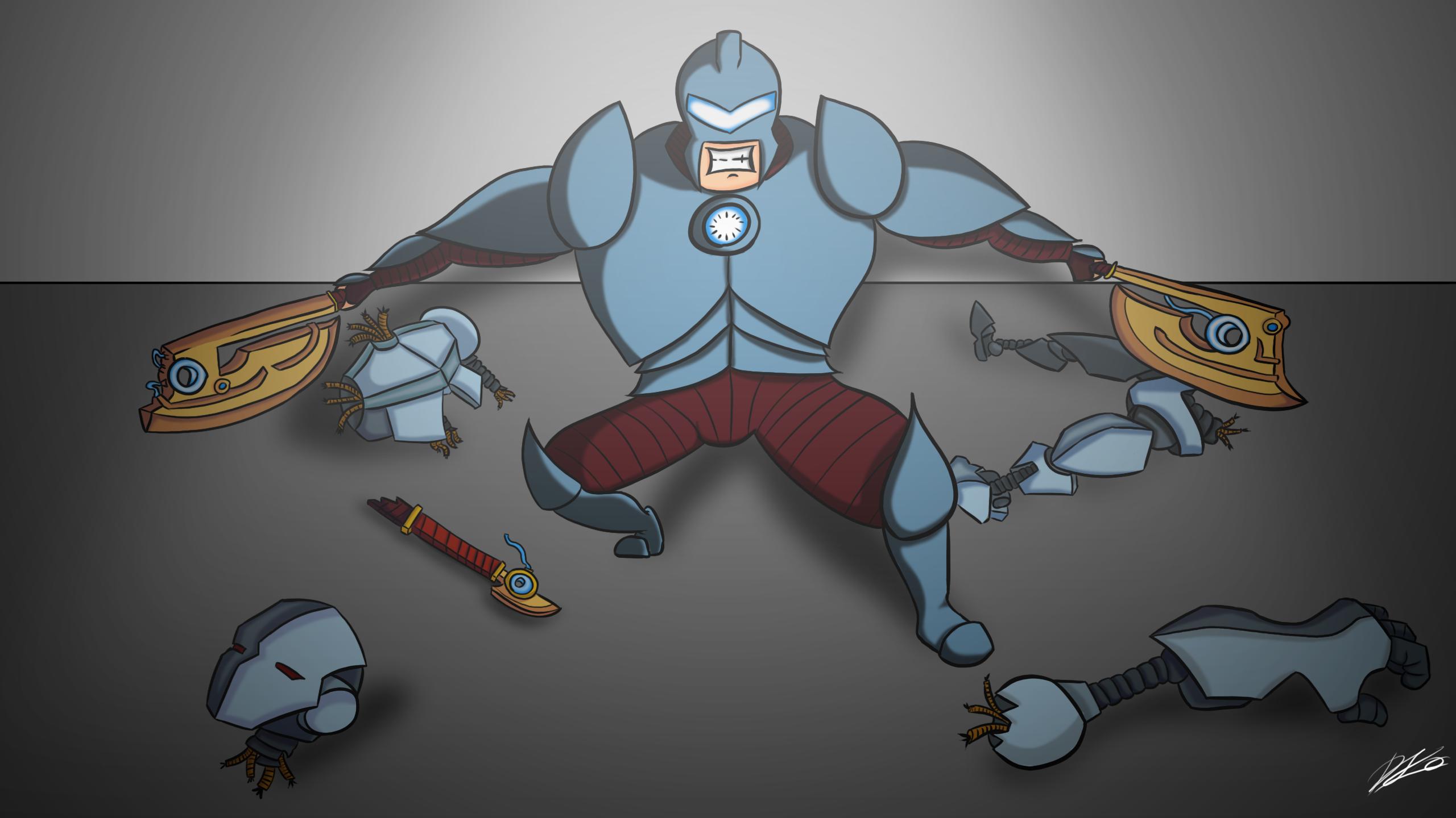 Power of an axe