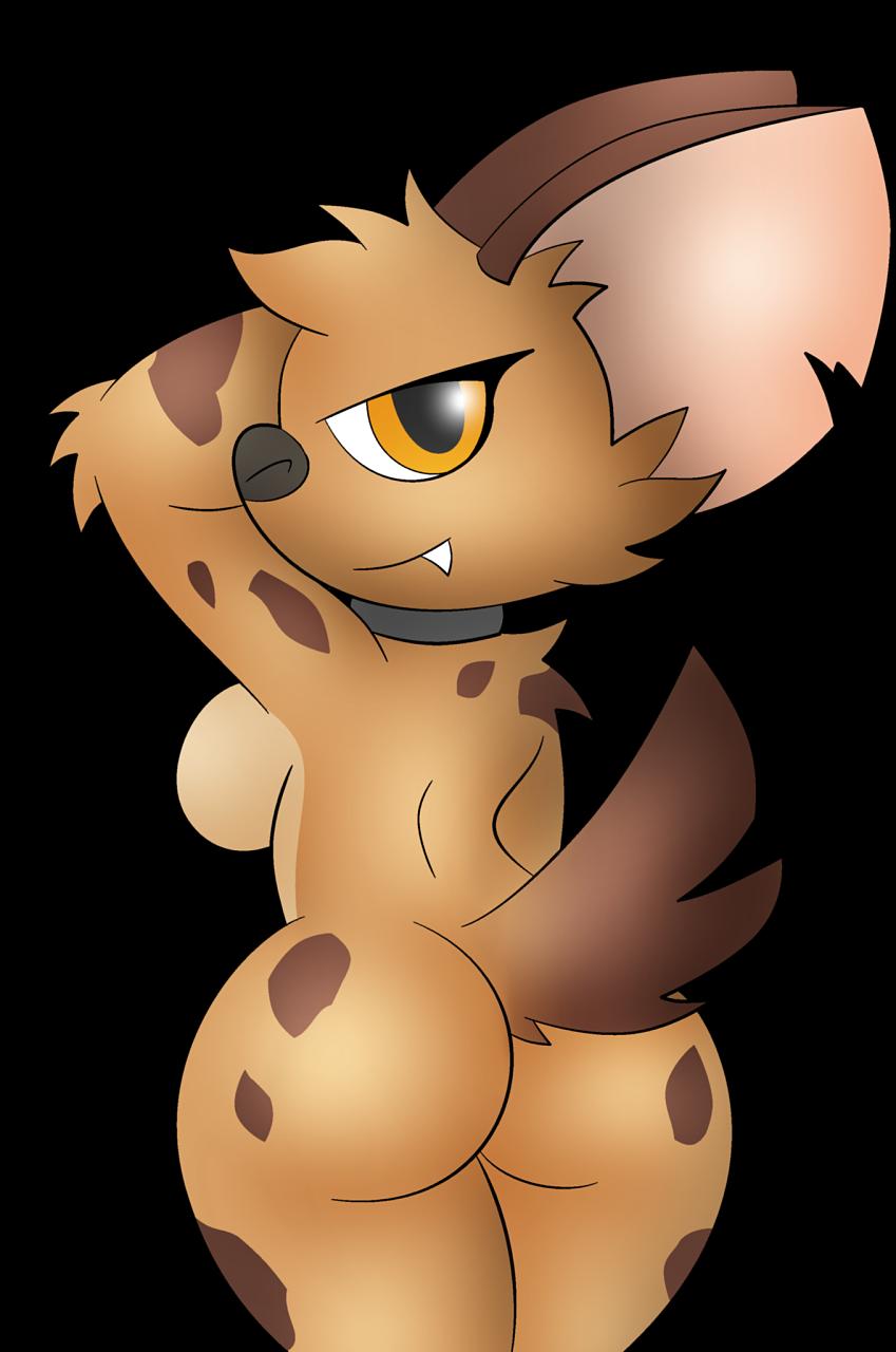 Hyena booty