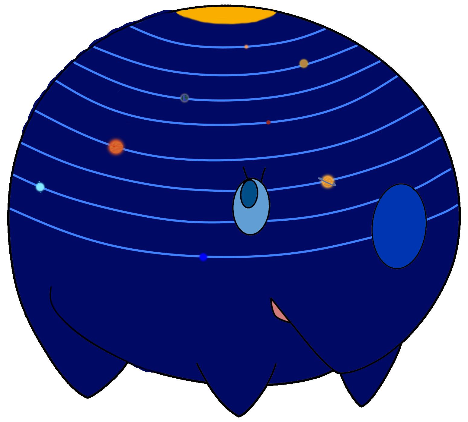 Alolan Munna - Pokémon