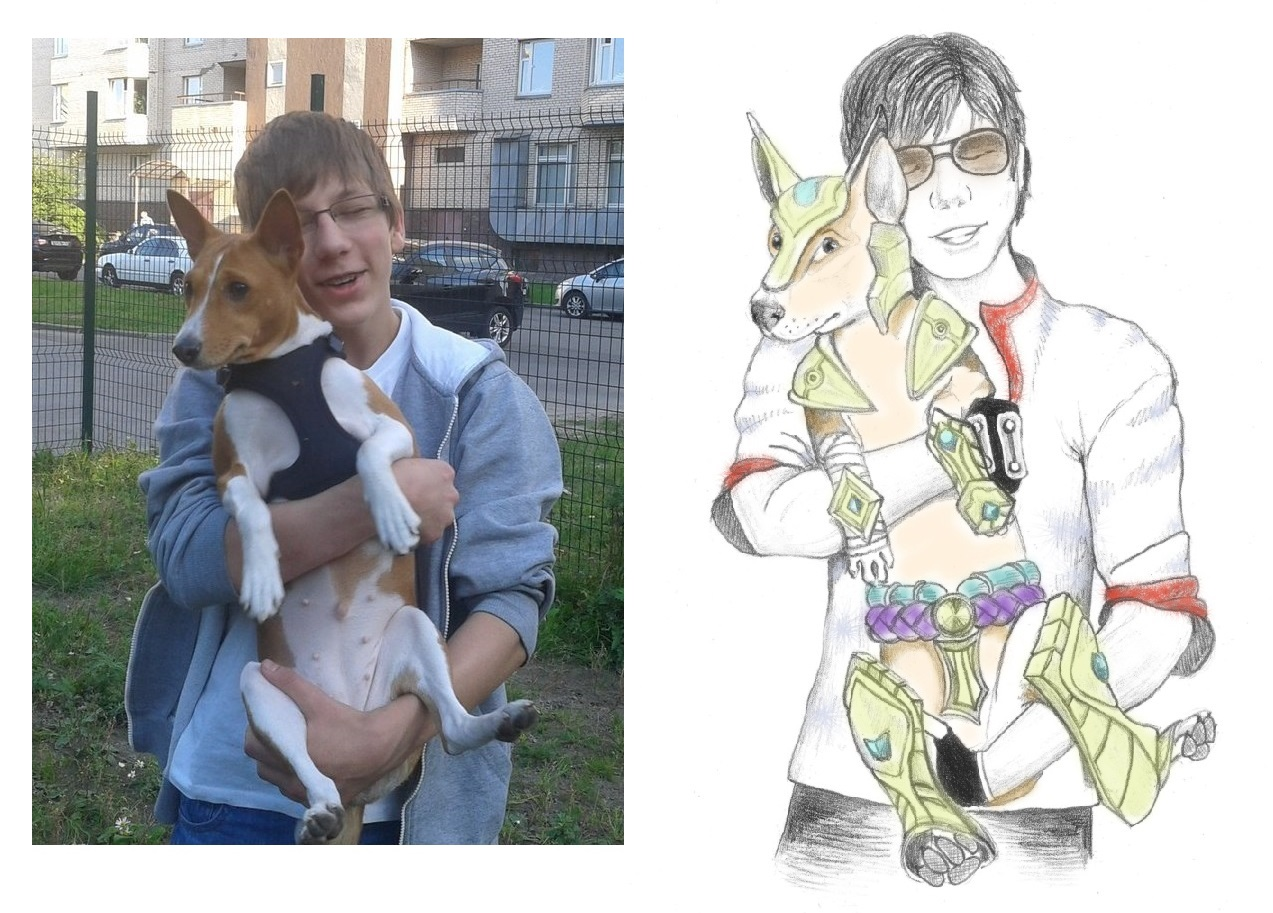 From 3D to anime part_1