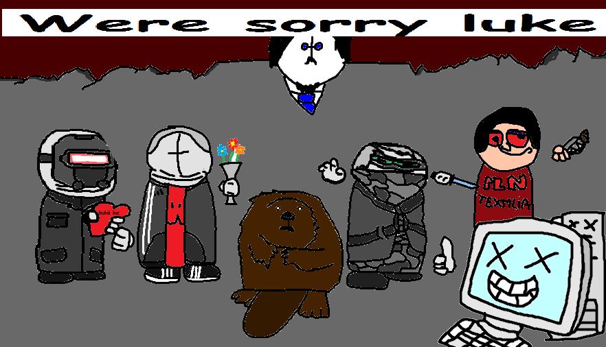 Apologize to Rockluki
