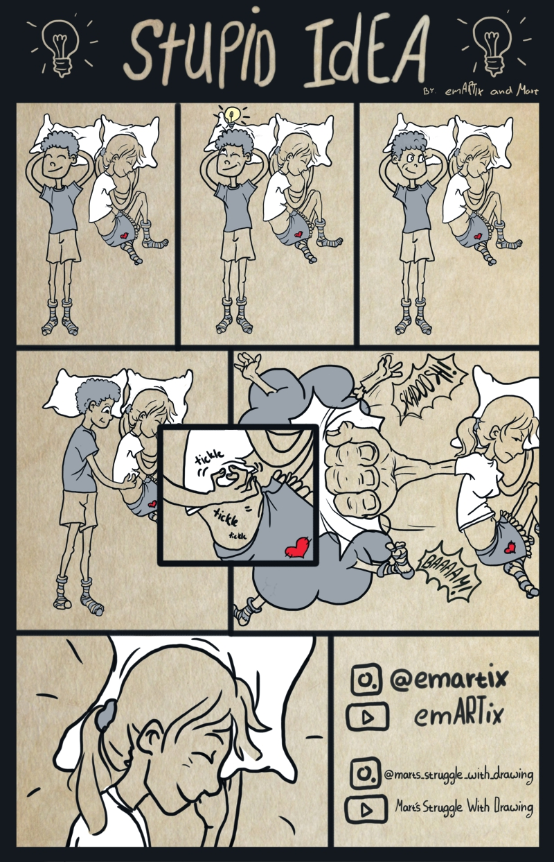 Comic   Bad Idea