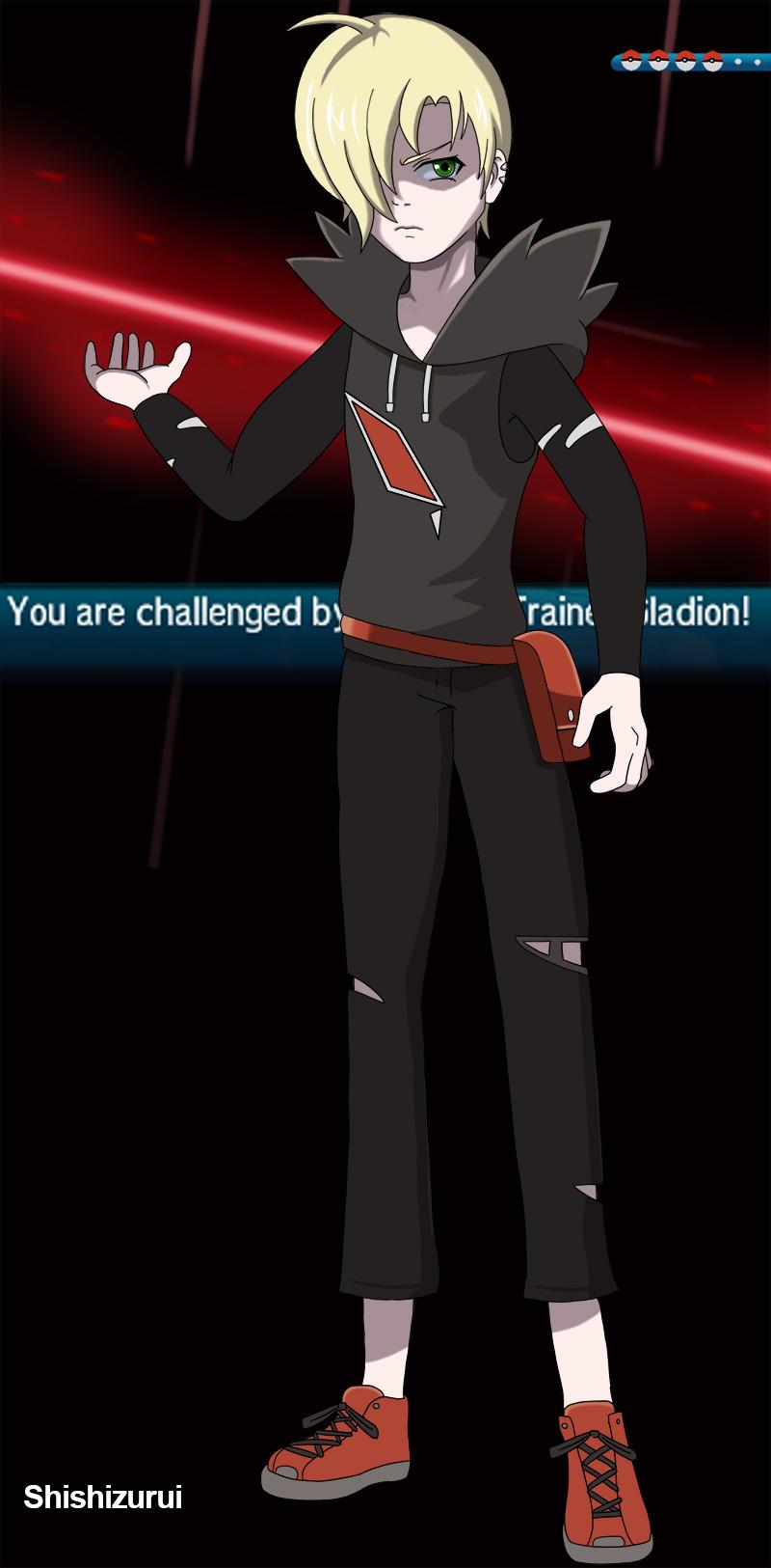 Pokemon Gladion