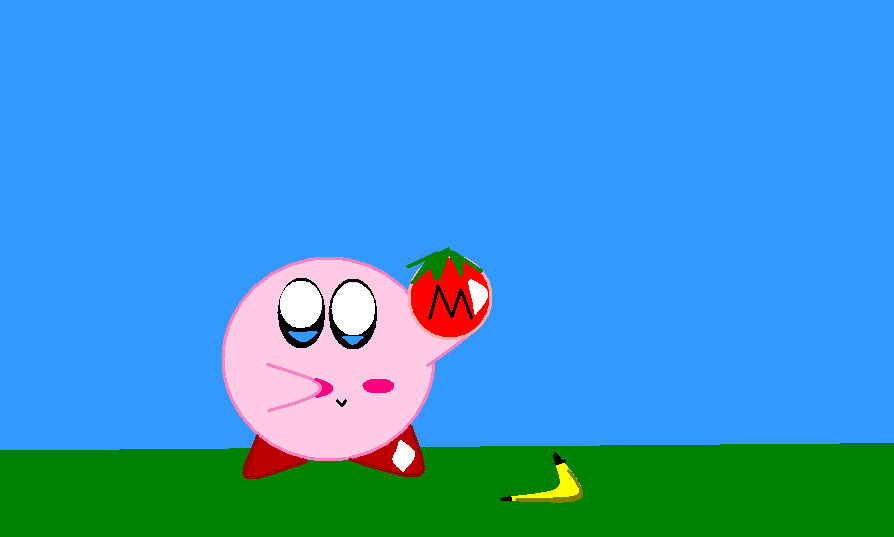 Kirby Peanut Plains
