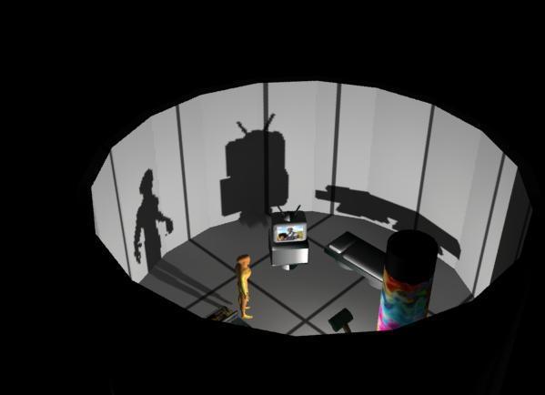 Alien's Room