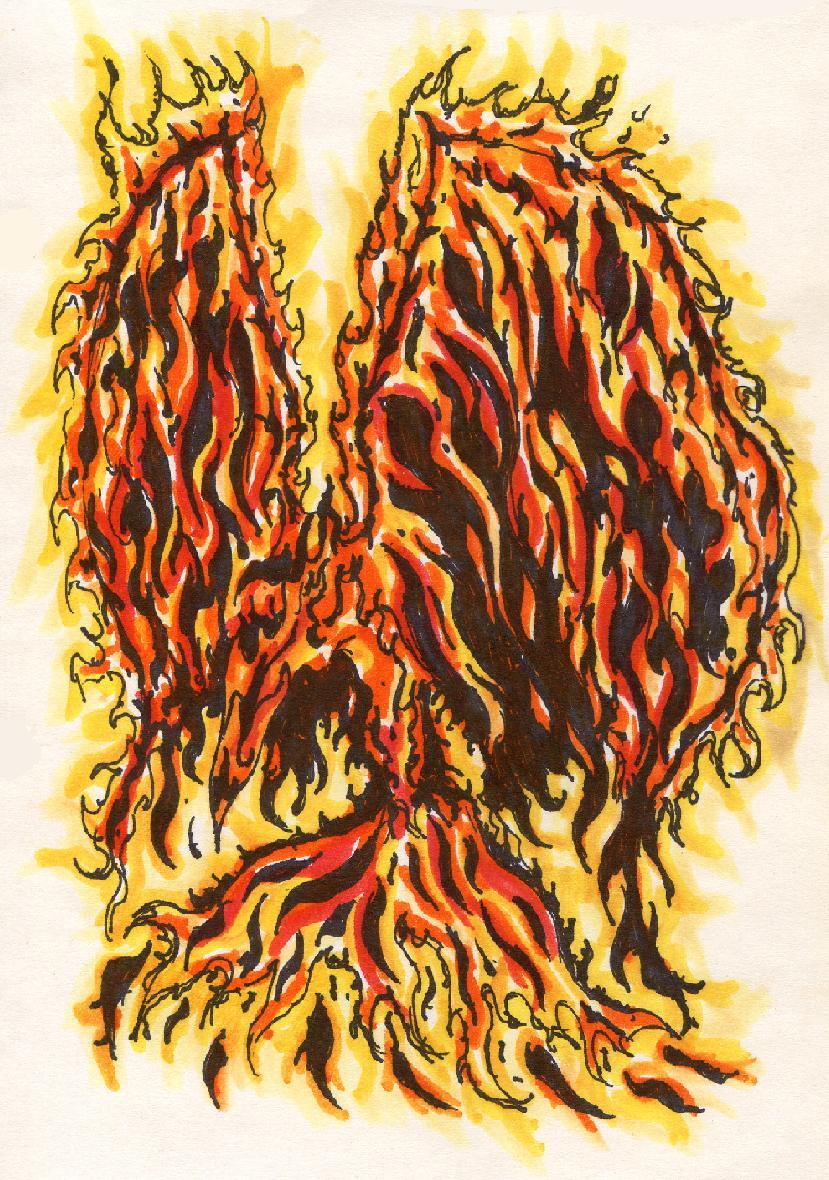 Dark Phoenix Design