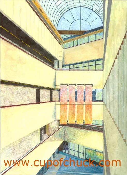 ISU Design Atrium