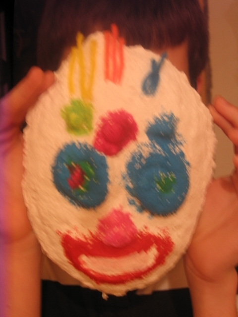 The mask of Maskness!