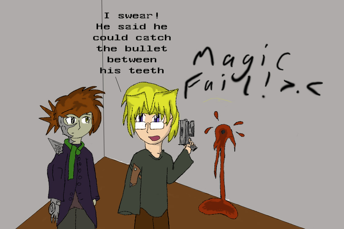 Magic Fail XD