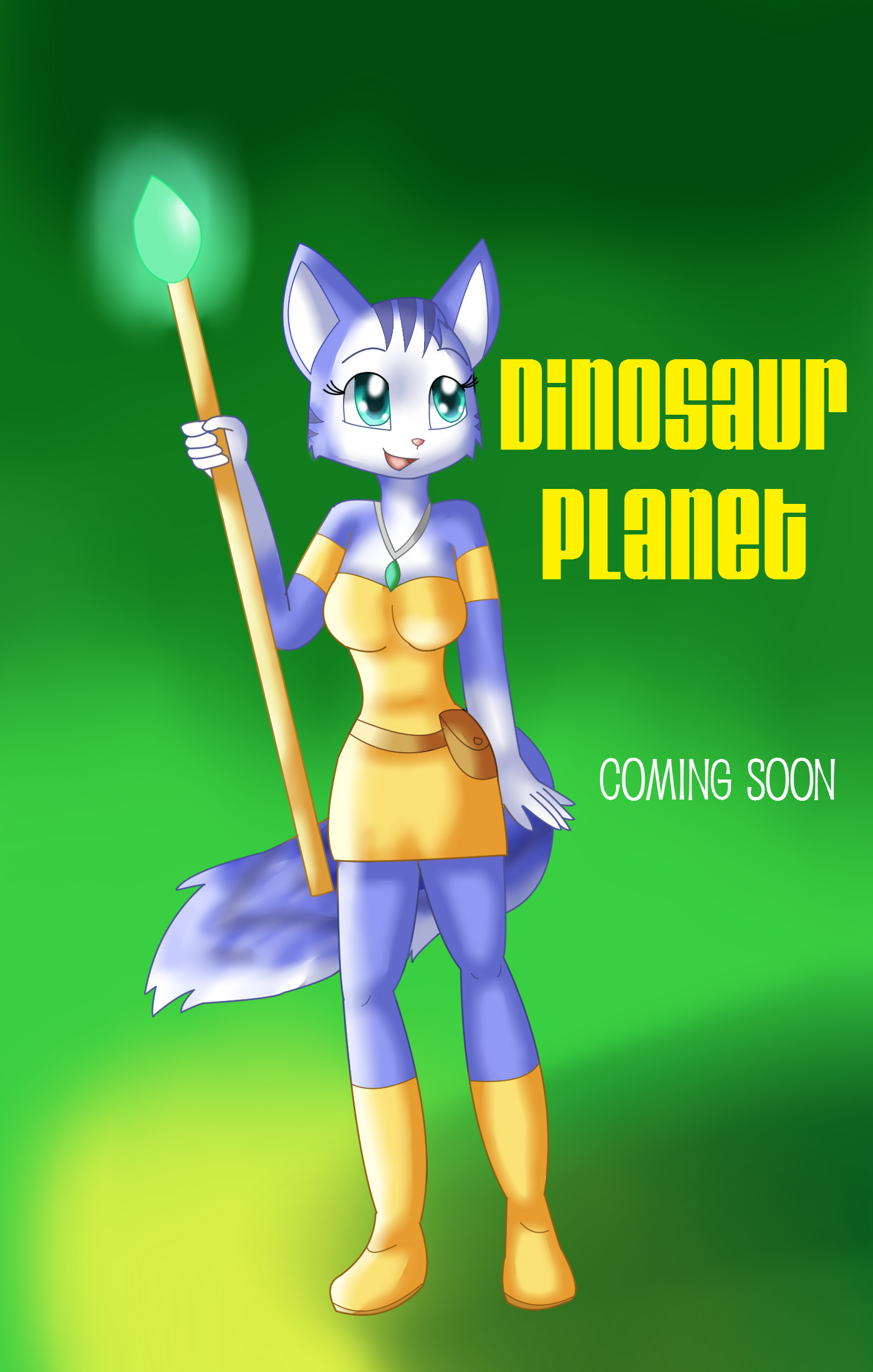 Dinosaur Planet Fan Series Poster 2017