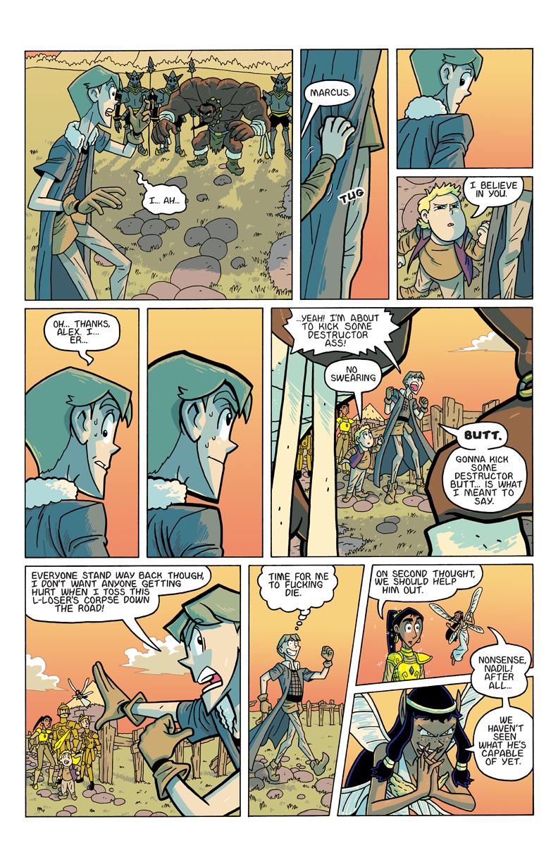 Monster Lands pg.100