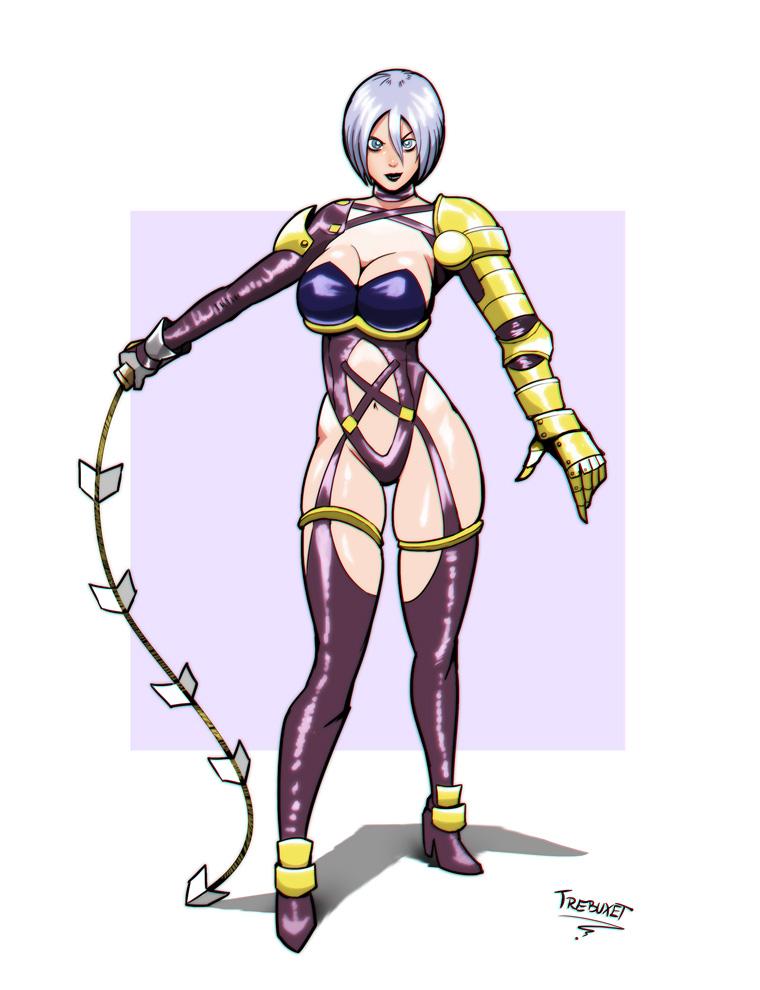 Soul Calibur - Ivy
