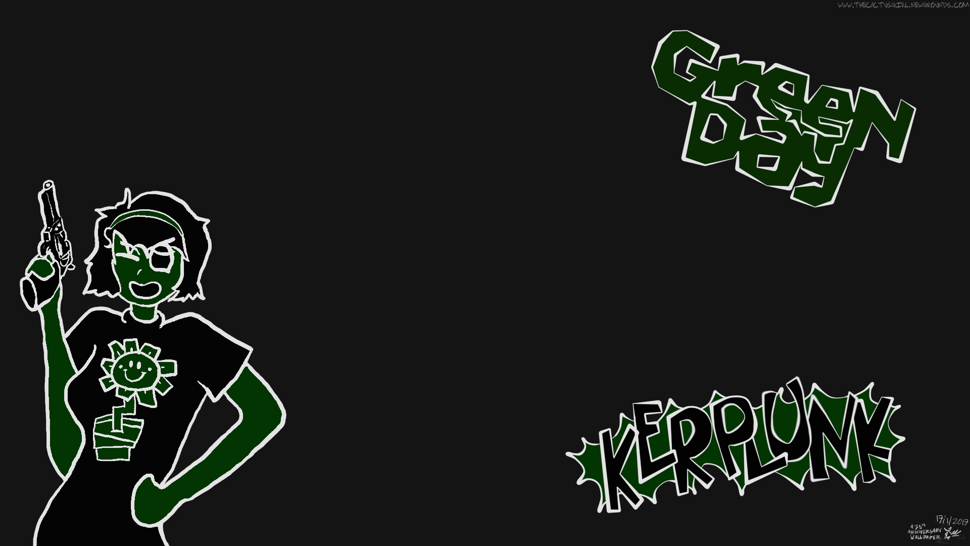 Kerplunk Wallpaper   Green Day   25th Anniversary