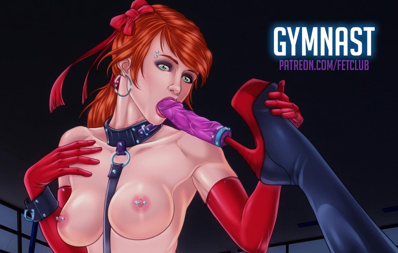 Fetish Gymnast