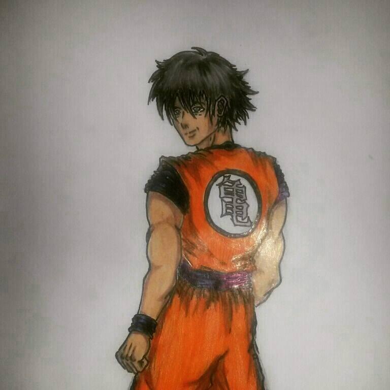 Oc Goku