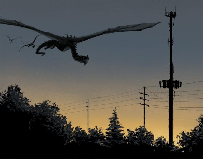 Dawn Brings Dragons
