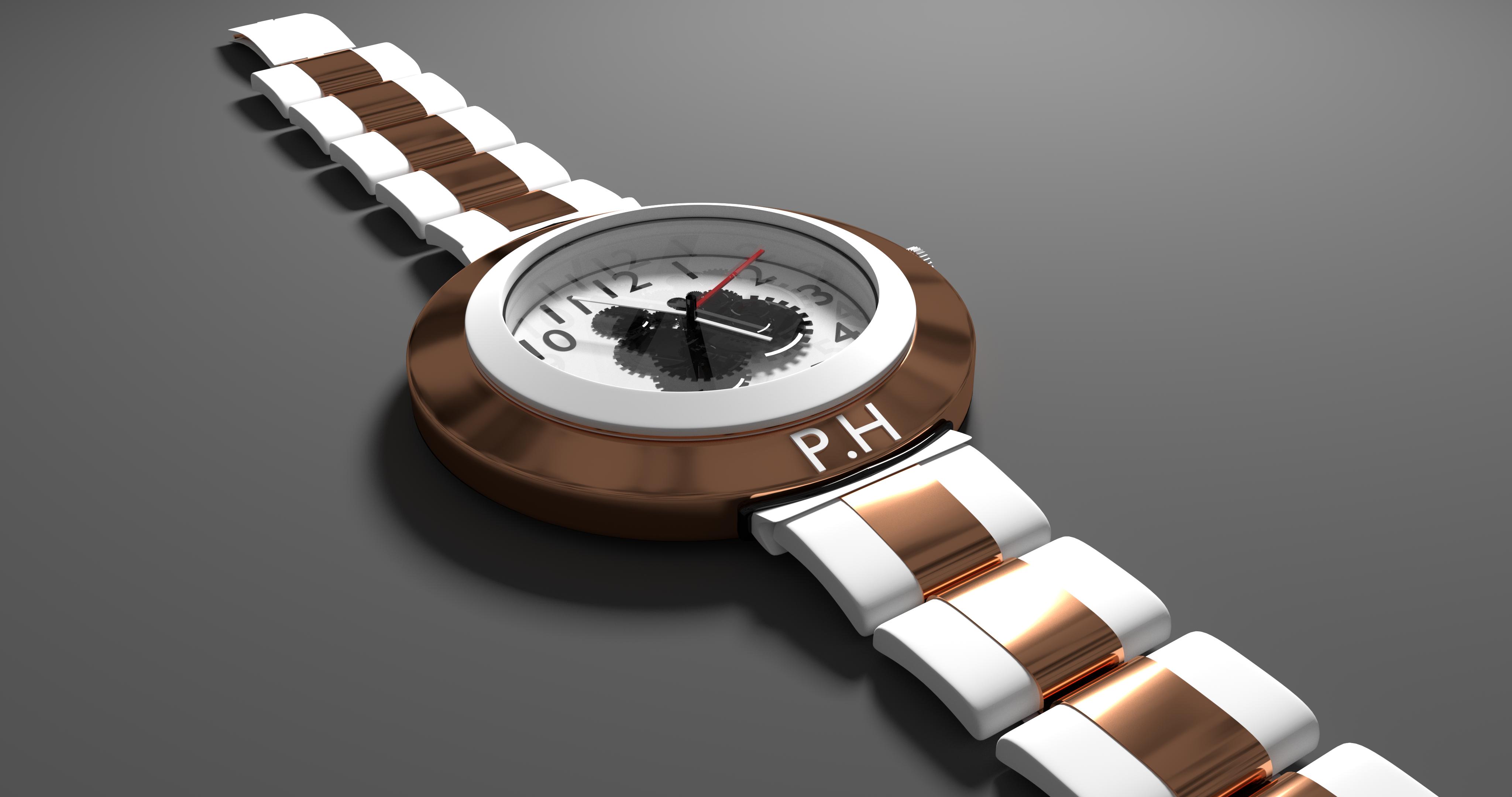 4K Watch Wallpaper