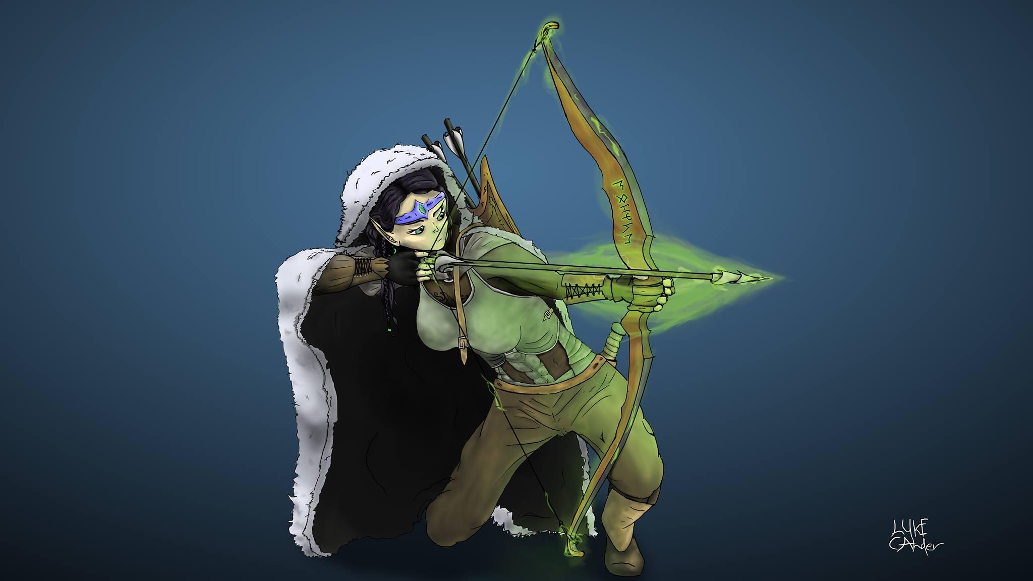 Kaira, Stealth Archer