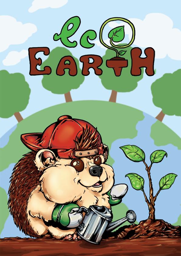 Eco Earth - Plant A Tree