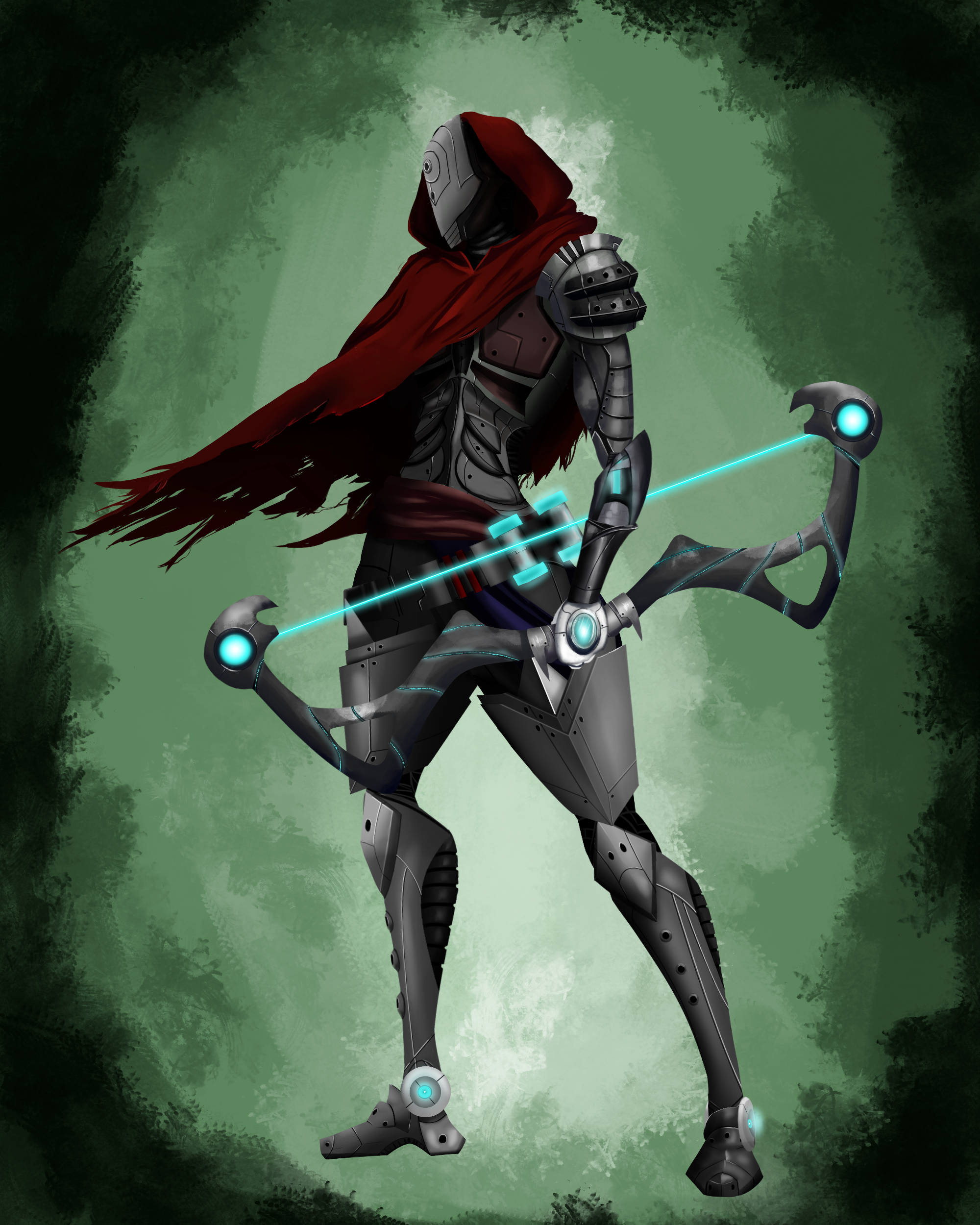 Cyber Archer